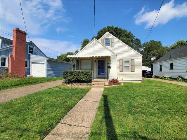 1429 20th Street NW, Canton, OH 44709 (MLS #4222013) :: RE/MAX Valley Real Estate