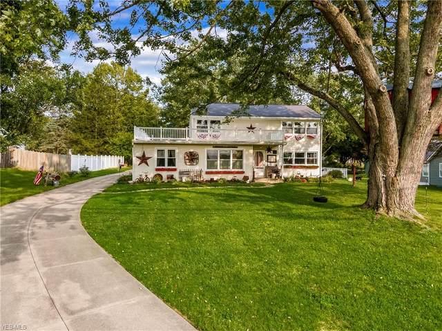 9975 Mount Eaton Road, Wadsworth, OH 44281 (MLS #4222095) :: Keller Williams Chervenic Realty