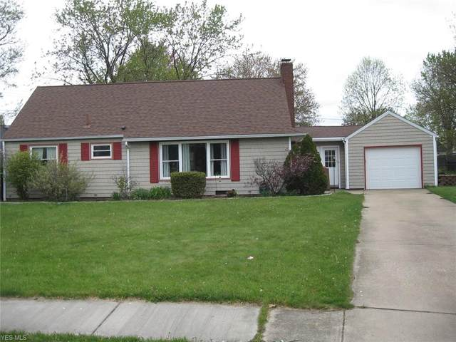 166 Hilltop Drive NW, Canton, OH 44708 (MLS #4222173) :: The Jess Nader Team   RE/MAX Pathway