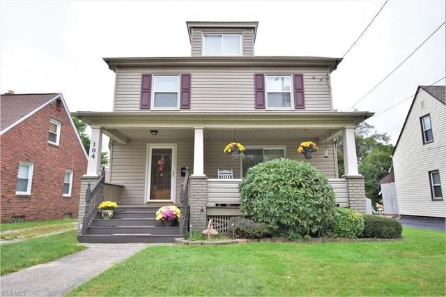104 Princeton Avenue, Hubbard, OH 44425 (MLS #4222351) :: Keller Williams Chervenic Realty
