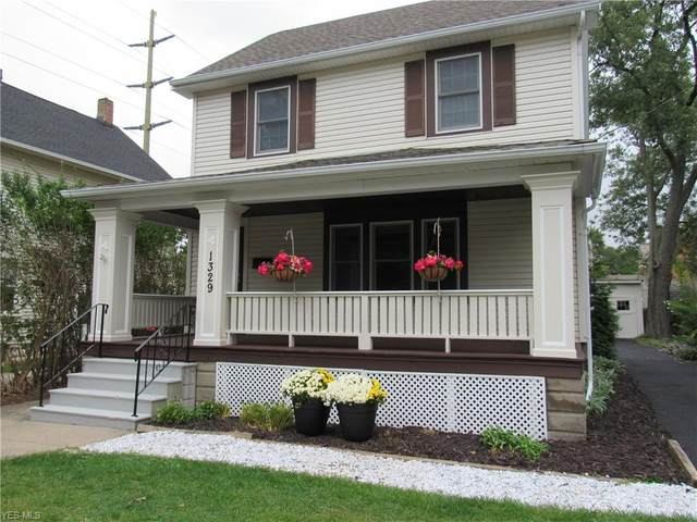 1329 Nelson Street, Lakewood, OH 44107 (MLS #4222407) :: Tammy Grogan and Associates at Cutler Real Estate