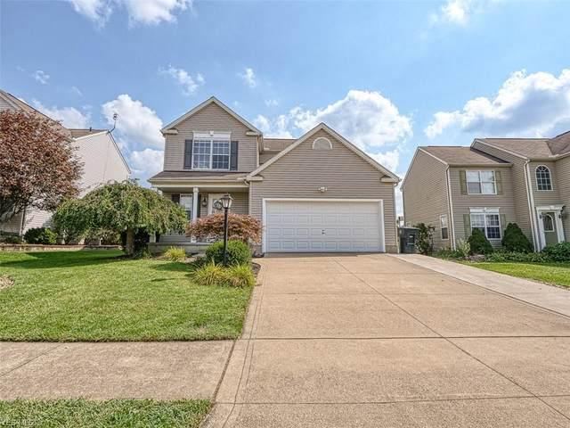 1058 Ledgestone Drive, Wadsworth, OH 44281 (MLS #4222440) :: Keller Williams Chervenic Realty