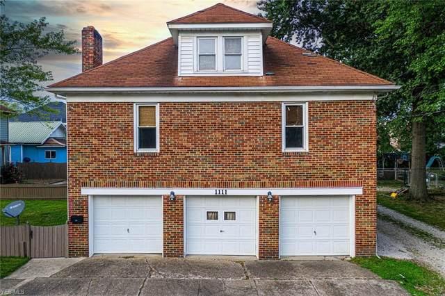 1111 Tefft Street, Parkersburg, WV 26101 (MLS #4222467) :: Select Properties Realty