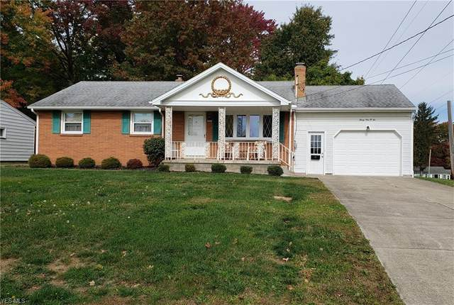3102 Eldora Drive, Youngstown, OH 44511 (MLS #4222492) :: RE/MAX Valley Real Estate