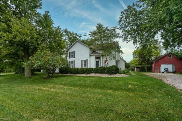 4165 N State Route 53, Fremont, OH 43420 (MLS #4222506) :: Keller Williams Chervenic Realty