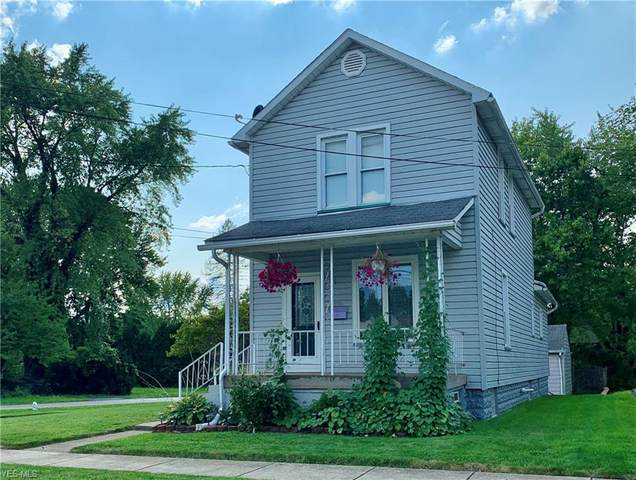 230 Scott Avenue, Niles, OH 44446 (MLS #4222553) :: Tammy Grogan and Associates at Cutler Real Estate