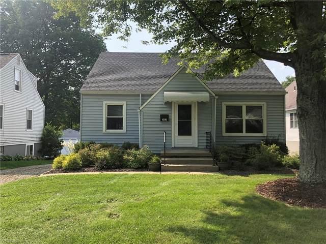 322 West Street, Wadsworth, OH 44281 (MLS #4222586) :: Keller Williams Chervenic Realty