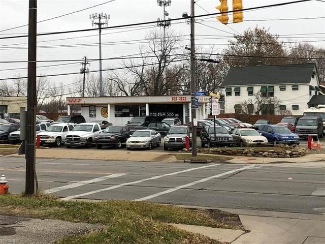 3855 Ridge Road, Cleveland, OH 44144 (MLS #4222609) :: Keller Williams Chervenic Realty