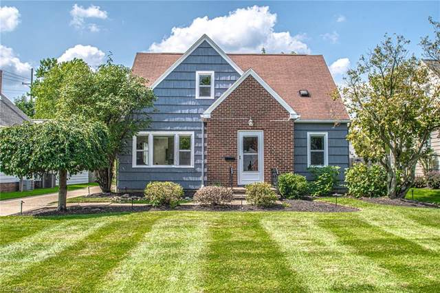 2410 N Haven Boulevard, Cuyahoga Falls, OH 44223 (MLS #4222619) :: The Holden Agency