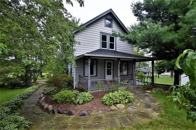 12452 Chillicothe Road, Chesterland, OH 44026 (MLS #4222639) :: The Holden Agency
