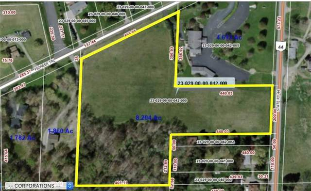 V/L State Route 44 / Pioneer Trail, Mantua, OH 44255 (MLS #4222712) :: RE/MAX Valley Real Estate