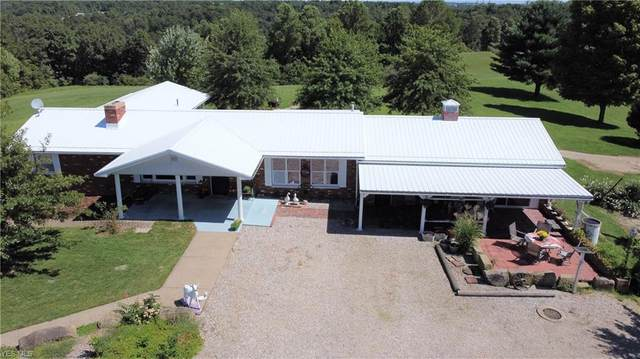 3800 Chase Hill Road, Stockport, OH 43787 (MLS #4222810) :: Keller Williams Chervenic Realty