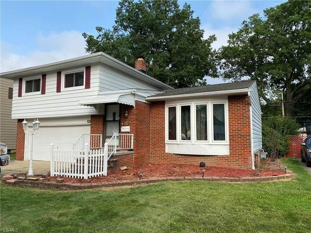 6339 Beverly Drive, Parma Heights, OH 44130 (MLS #4222840) :: Keller Williams Chervenic Realty