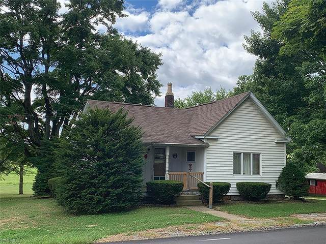 30393 State Route 172, East Rochester, OH 44625 (MLS #4222845) :: Keller Williams Chervenic Realty