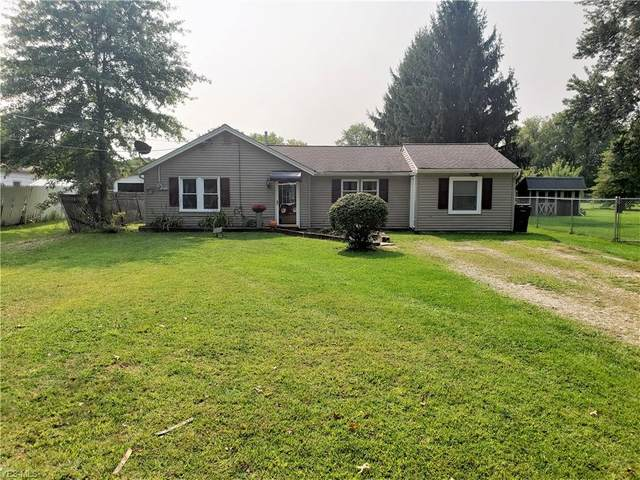 146 Park Street, Orwell, OH 44076 (MLS #4222850) :: Select Properties Realty
