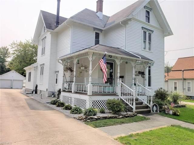 132 W Jefferson Street, Jefferson, OH 44047 (MLS #4222954) :: Keller Williams Chervenic Realty