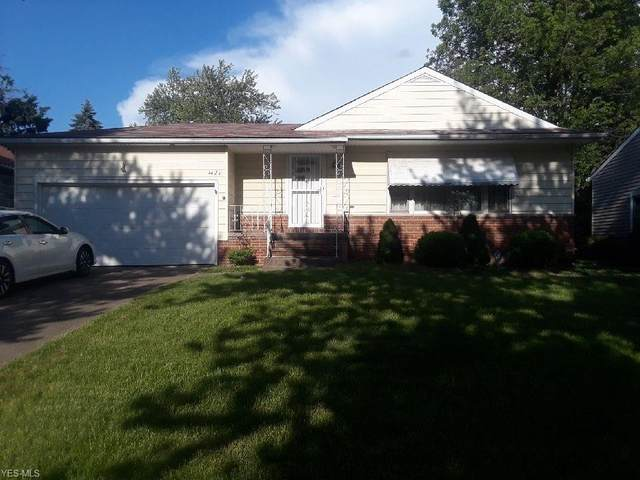 4425 Hillcroft Drive, Warrensville Heights, OH 44128 (MLS #4222955) :: RE/MAX Trends Realty