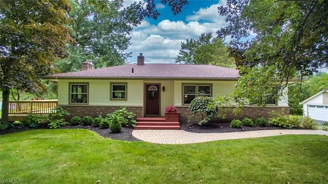 4110 Ridgewood Road, Copley, OH 44321 (MLS #4223151) :: The Art of Real Estate