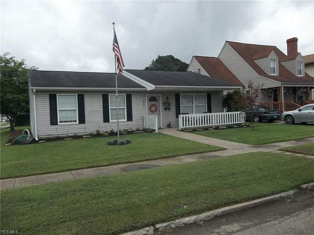 817 Larzelere, Zanesville, OH 43701 (MLS #4223220) :: Keller Williams Chervenic Realty