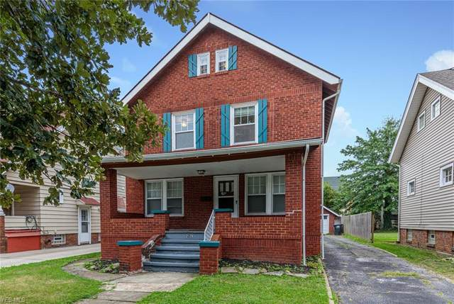 2123 Wascana Avenue, Lakewood, OH 44107 (MLS #4223254) :: The Art of Real Estate