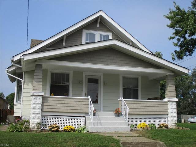 208 22nd Street, Barberton, OH 44203 (MLS #4223266) :: The Art of Real Estate