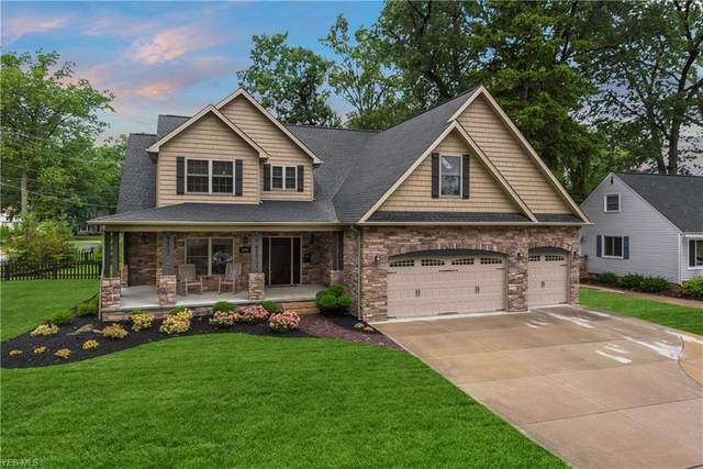 496 Juneway Drive, Bay Village, OH 44140 (MLS #4223319) :: The Art of Real Estate