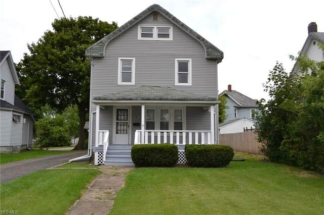644 Robbins Avenue, Niles, OH 44446 (MLS #4223441) :: Tammy Grogan and Associates at Cutler Real Estate