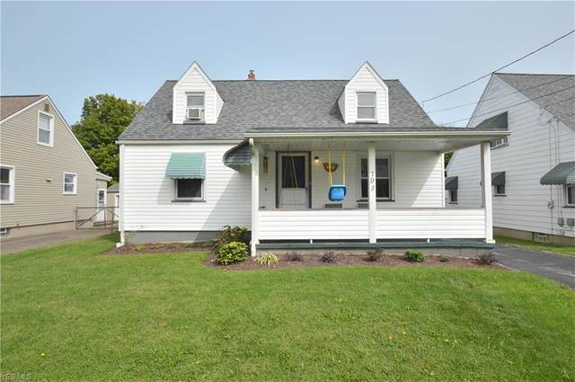 193 Wilson Street, Struthers, OH 44471 (MLS #4223455) :: RE/MAX Trends Realty