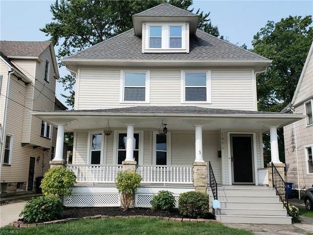 1496 Robinwood Avenue, Lakewood, OH 44107 (MLS #4223474) :: The Art of Real Estate