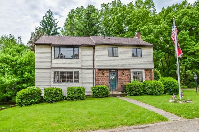 1813 Woodbine Circle NE, Massillon, OH 44646 (MLS #4223595) :: RE/MAX Trends Realty