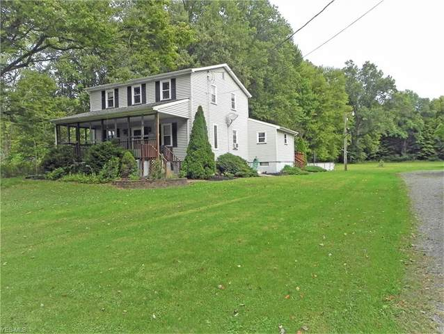 2285 Mahan Denman Road NW, Bristolville, OH 44402 (MLS #4223607) :: Tammy Grogan and Associates at Cutler Real Estate