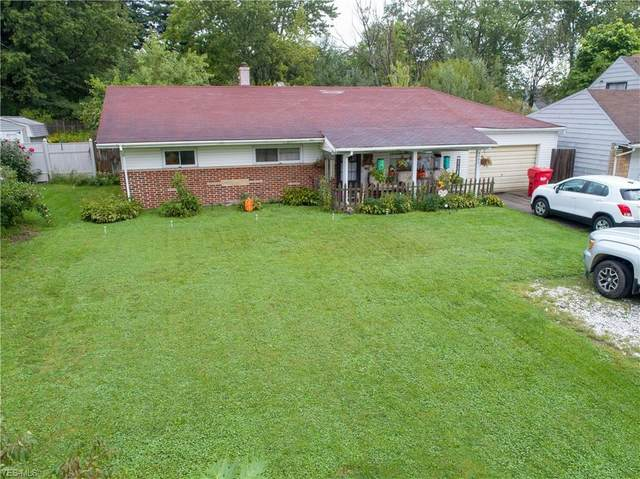 4158 Westmont Drive, Austintown, OH 44515 (MLS #4223623) :: Select Properties Realty