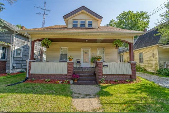 1338 Glenwood Avenue SE, Massillon, OH 44646 (MLS #4223633) :: Keller Williams Chervenic Realty