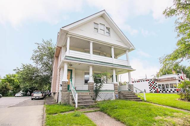 1469 W 117th Street, Cleveland, OH 44107 (MLS #4223767) :: The Holden Agency
