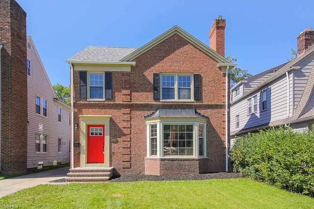 3608 Ingleside Road, Shaker Heights, OH 44122 (MLS #4223818) :: TG Real Estate