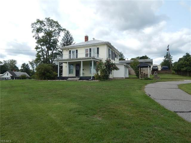 424 W Main Street, Harrisville, WV 26362 (MLS #4223839) :: The Crockett Team, Howard Hanna