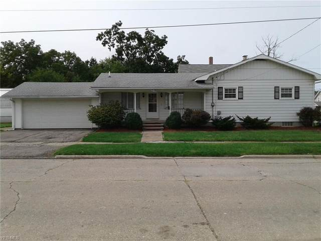 2110 Hamilton Avenue, Lorain, OH 44052 (MLS #4223875) :: Keller Williams Chervenic Realty