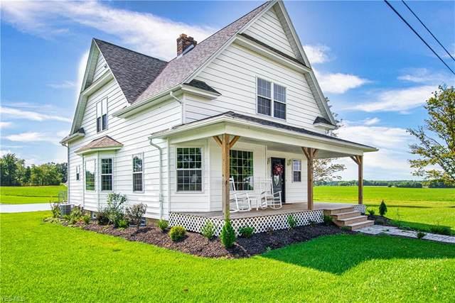 16745 State Route 14, Beloit, OH 44609 (MLS #4223934) :: Keller Williams Chervenic Realty