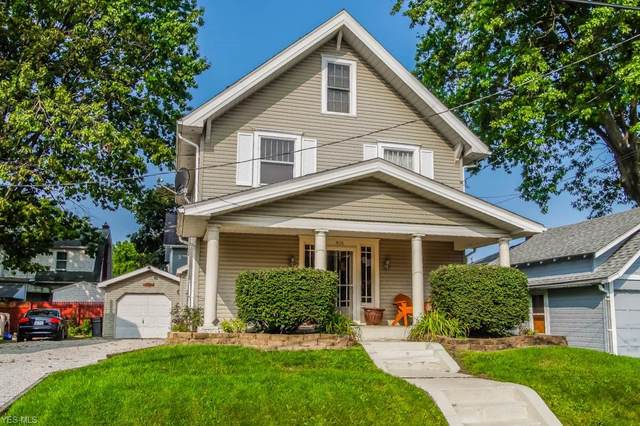 915 Roslyn Avenue SW, Canton, OH 44710 (MLS #4223935) :: RE/MAX Trends Realty