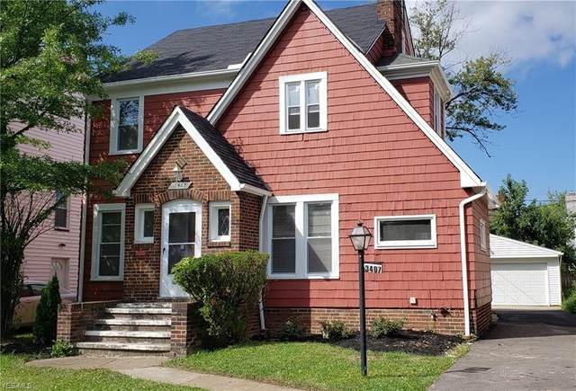 3407 Henderson Road, Cleveland Heights, OH 44112 (MLS #4223961) :: Keller Williams Chervenic Realty