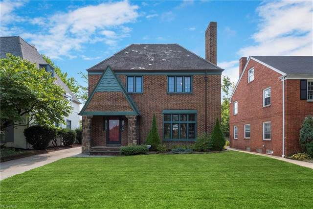 18100 Scottsdale Boulevard, Shaker Heights, OH 44122 (MLS #4223991) :: The Art of Real Estate