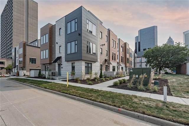 1442 E 14th Street, Cleveland, OH 44114 (MLS #4224030) :: The Holden Agency