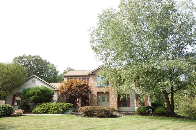 597 Yager Road, New Franklin, OH 44216 (MLS #4224076) :: Keller Williams Chervenic Realty