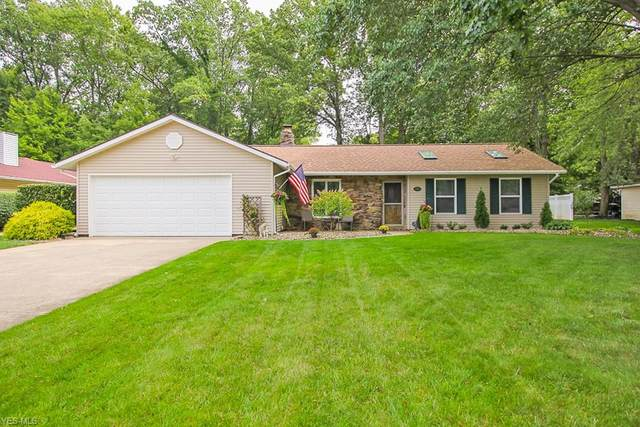 5109 Meadow Moss Lane, North Ridgeville, OH 44039 (MLS #4224118) :: The Art of Real Estate