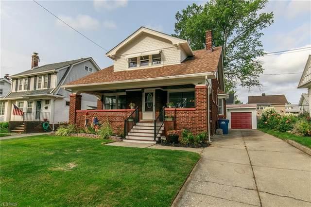 1658 Onondaga Avenue, Lakewood, OH 44107 (MLS #4224125) :: The Art of Real Estate
