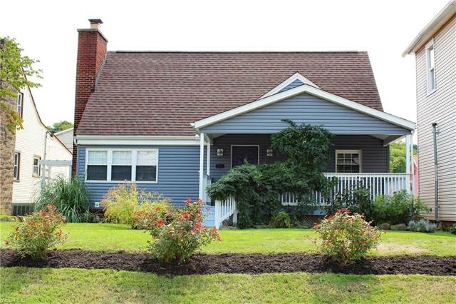 836 Phoenix Avenue, Chester, WV 26034 (MLS #4224139) :: The Jess Nader Team | RE/MAX Pathway