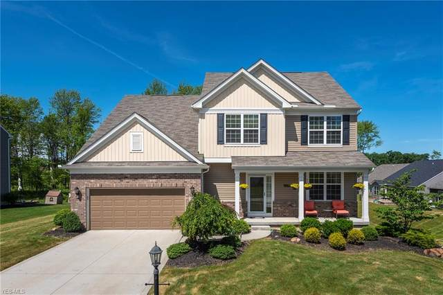 18732 Ledgestone Drive, Strongsville, OH 44149 (MLS #4224160) :: The Art of Real Estate