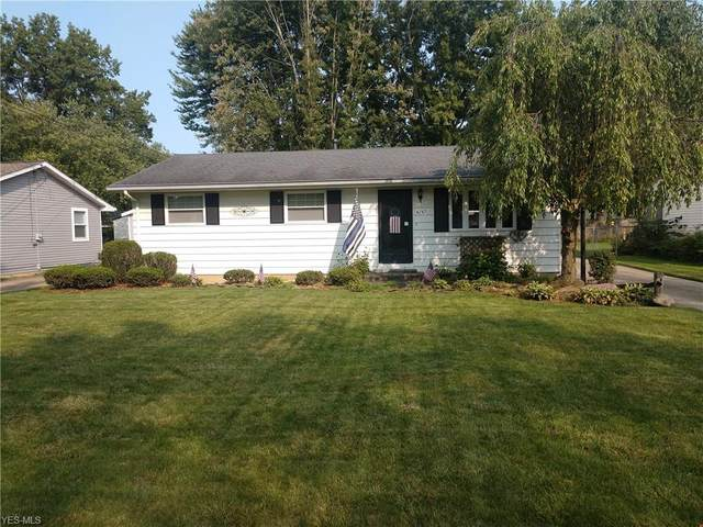 6267 Wallace Boulevard, North Ridgeville, OH 44039 (MLS #4224193) :: The Art of Real Estate