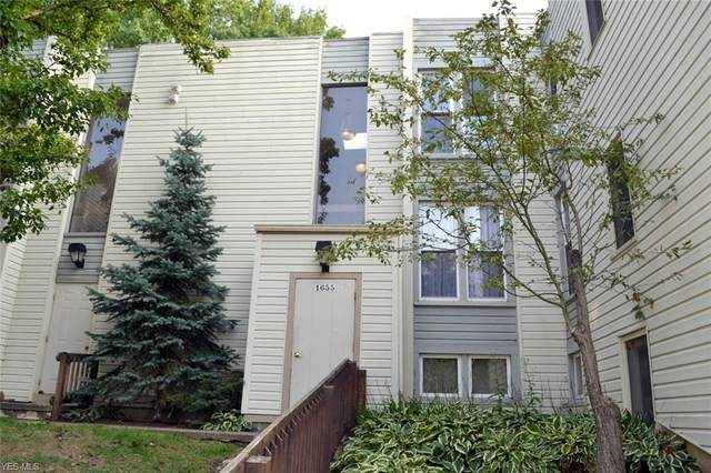 1655 Cedarwood Drive #210, Westlake, OH 44145 (MLS #4224247) :: The Art of Real Estate