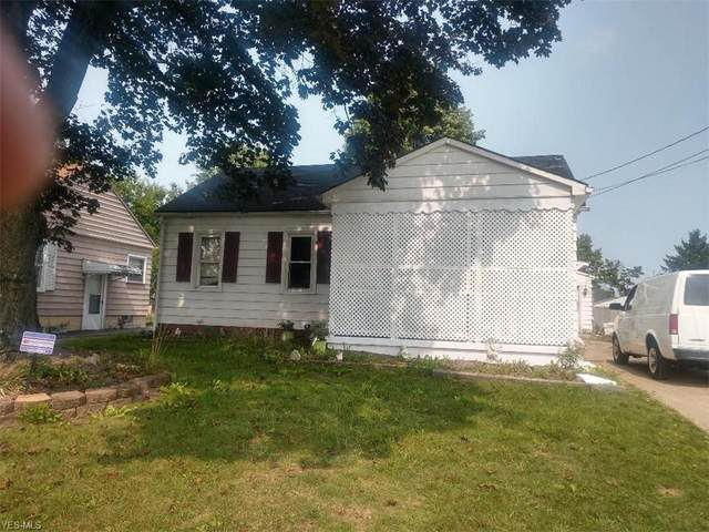 866 Palmer Avenue, Youngstown, OH 44502 (MLS #4224262) :: RE/MAX Trends Realty